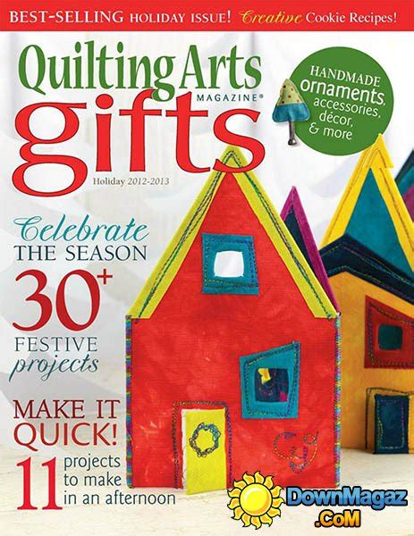 quilting arts gifts holiday