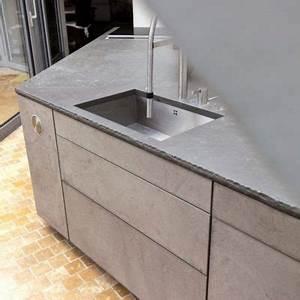 Küche Aus Beton : k chenfronten aus beton sind der neue trend im k chendesign leicht betonk chen design ~ Sanjose-hotels-ca.com Haus und Dekorationen