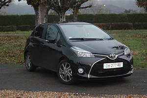 Avis Toyota Yaris : essai toyota yaris restyl e 90 d 4d au milieu ~ Gottalentnigeria.com Avis de Voitures