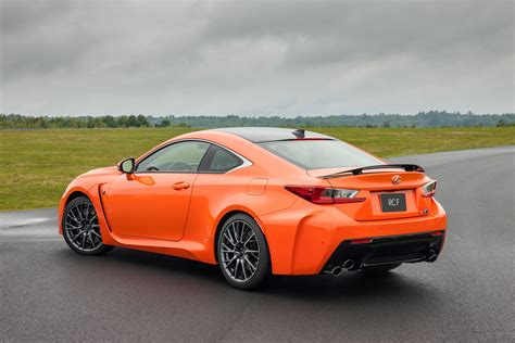 2018 Lexus Rc F Reviews And Rating Motor Trend