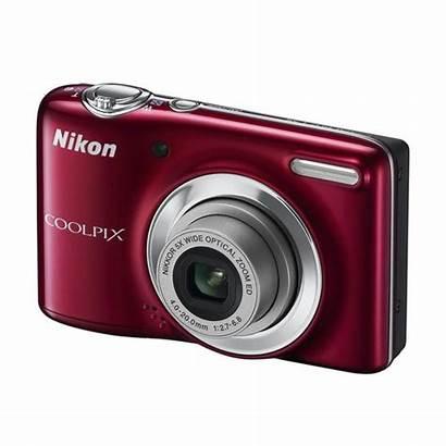 Nikon Coolpix Camera L25 Digital Angle Zoom