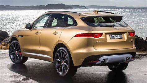 Jaguar F-pace 2016 Review