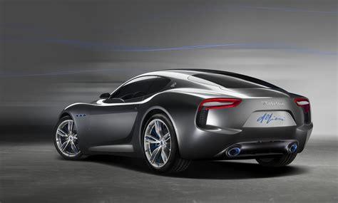 Maserati Alfieri Concept At 2014 La Auto Show Photo
