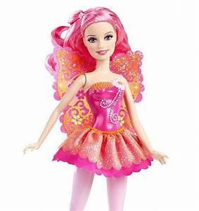 Barbie A Fairy Secret Doll Pink Toys Zavvi