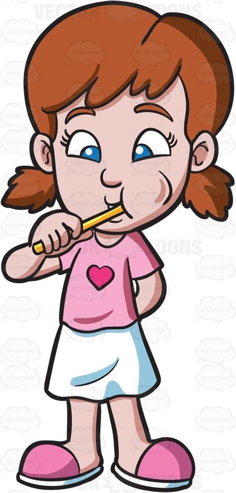 toilet brush tooth brush mouth bathroom clipart brush tooth pencil and in color