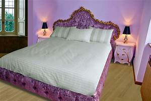bed with headboard footboard and headboard in quilted With bed frame with quilted headboard