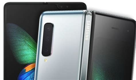 samsung galaxy fold uk release price plus specs and features revealed express co uk