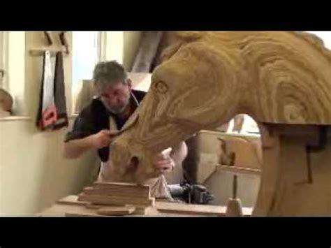 carving  rocking horse head wwwrockinghorse