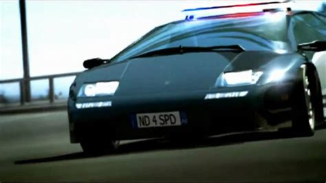 speed hot pursuit  intro hd p youtube