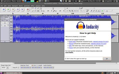 audacity web  tools  possibilities  teaching