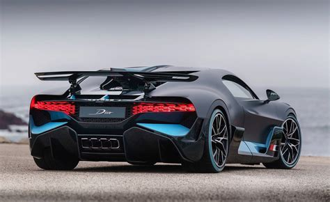 What Is Bugatti by 8 Million Bugatti Divo Revealed Just 40 Being Made