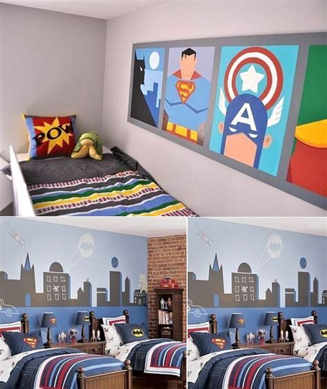 Wall Mural Inspiration & Ideas For Little Boys' Rooms