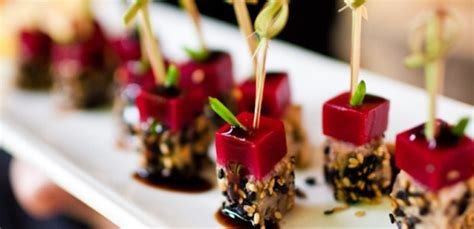 dessert canapes wedding catering delicious catering for your big day