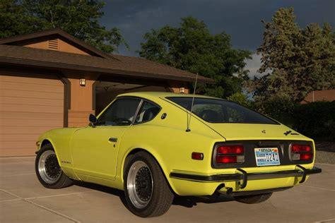 1972 Datsun 240z For Sale by 1972 Datsun 240z For Sale 1973002 Hemmings Motor News