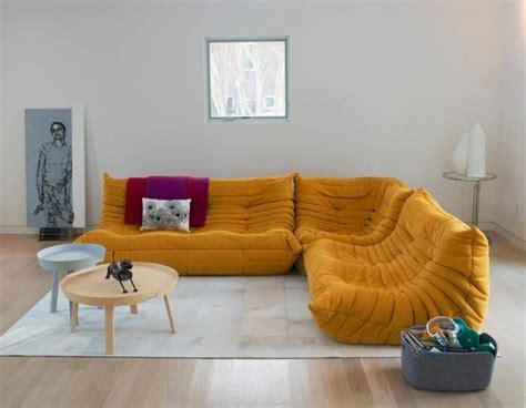 canapes ligne roset les beaux décors avec le canapé togo légendaire ligne