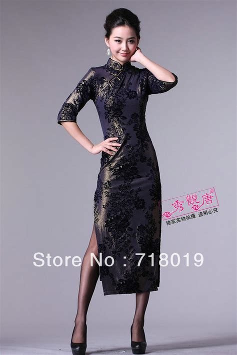 Best Chinese Dresses For Women Photos 2017 – Blue Maize