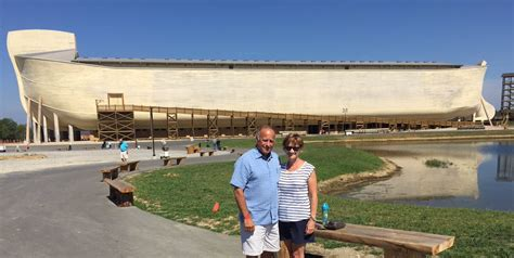 The ark experience in williamstown, ky. built to biblical