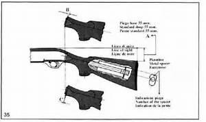 Shotgunworld com • Adjusting the stock fit of a Beretta 303