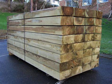 Softwood Sleepers by Softwood Sleepers Skuma Timber