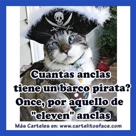 Un Barco Cuantas Anclas Tiene by Cuantas Anclas Tiene Un Barco Pirata Tarjetitas Chistosas