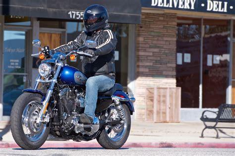 2017 Harley-davidson Sportster 1200 Custom Review