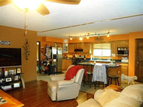 ranch style home offering open concept floor plan wnice kitchen  loads  cabinetry allen