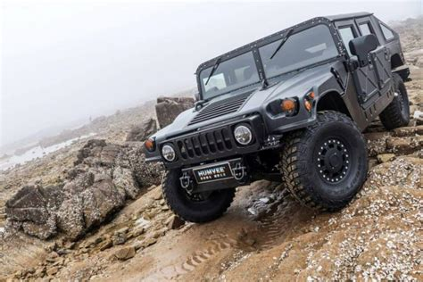 Humvee C Series Price by Hummer Rises From Automotive Graveyard Reincarnates As