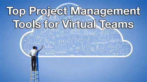 project management tools  virtual teams