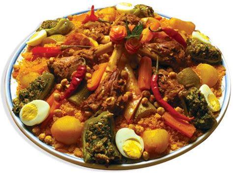cuisine tunisienne couscous tunisien tunisian cuisine