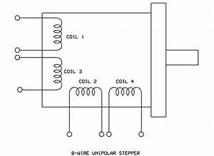 Get Amazed  Identifying The Leads Of Unipolar Stepper Motor