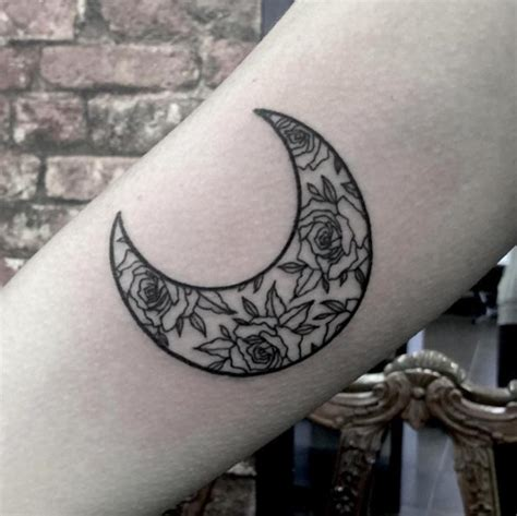 magnificent moon tattoo designs ideas tattooblend
