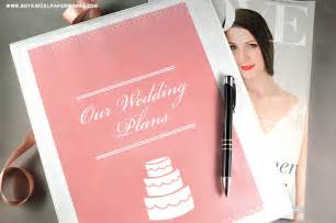 wedding seed favors free printables wedding planning binder