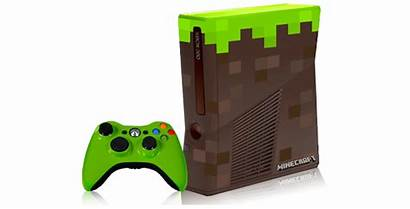 Xbox Minecraft 360 Custom Edition Console Consoles
