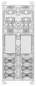 Alfa Romeo Giulietta  2010 - 2013  - Fuse Box Diagram
