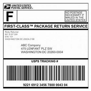 policies procedures and forms updates With first class mail label