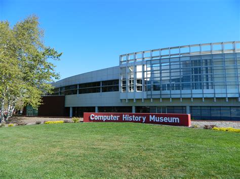 Computer History Museum - Silicon Valley Guide