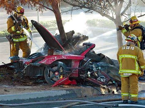 'Fast and Furious' Star Paul Walker dies in car accident