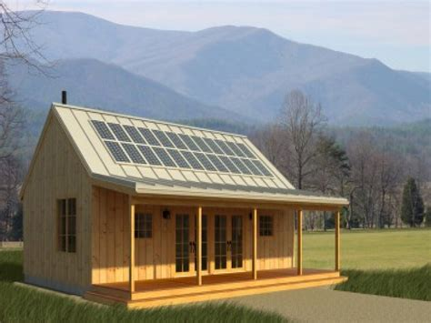 Inexpensive Small Cabin Plans Small Mountain Cabin Plans