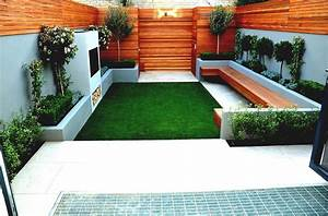 Two Important Elements In A Minimalist Garden - Theydesign Net