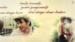 'Chaar Kadam' Full Song with LYRICS PK Sushant Singh ...