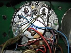 Electric Speedometer Gauge Wiring Diagram