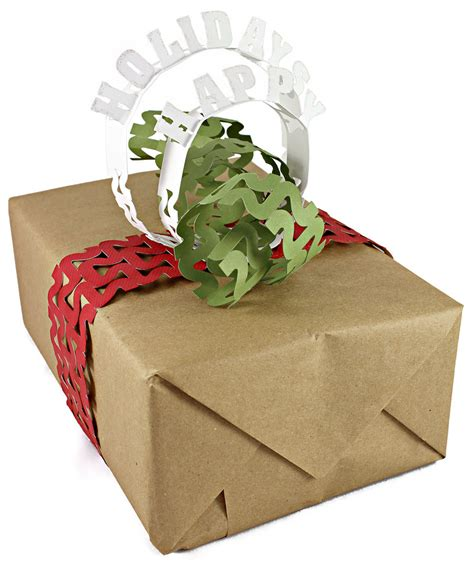 12 gifts of christmas day 4 wrap around word bow