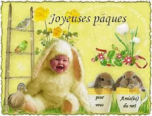 Joyeuses Paques Images : gifs pacques ~ Voncanada.com Idées de Décoration