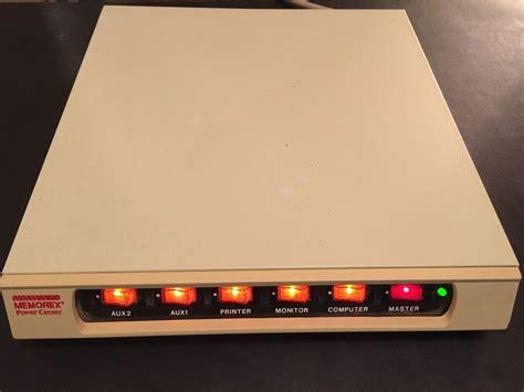 power center surge memorex pc voltage transient suppressor visit outlets