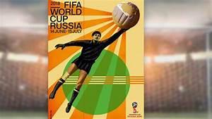 Affiche Carte Du Monde : coupe du monde 2018 l 39 affiche d voil e et elle est tr s ~ Dailycaller-alerts.com Idées de Décoration