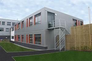 Falinge Park High School - AD Modular Accommodation