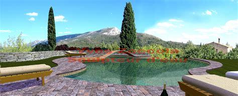 piscine piscines formes libres