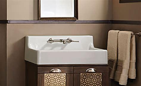 american standard high  lavatory sink