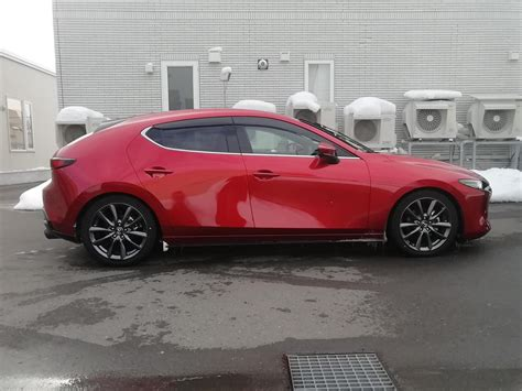 The mazda3 (known as the mazda axela in japan (first three generations), a combination of accelerate and excellent) is a compact car manufactured in japan by mazda. ESPELIR SUPER DOWNSUS (再レビュー)のパーツレビュー | MAZDA3 ファストバック(Y-S ...