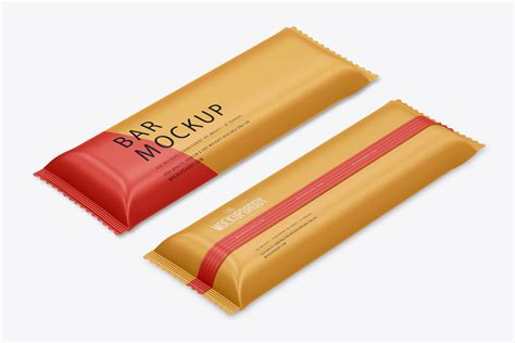 Free chocolate wrapper packaging psd mockup. Chocolate Bar Mock-Up - Mockup Daddy
